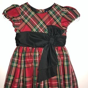 Ralph Lauren Gorgeous Plaid Dress